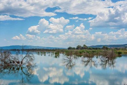 Λίμνη Κορώνεια : Κινδυνεύει από την μόλυνση και την υπεράρδευση