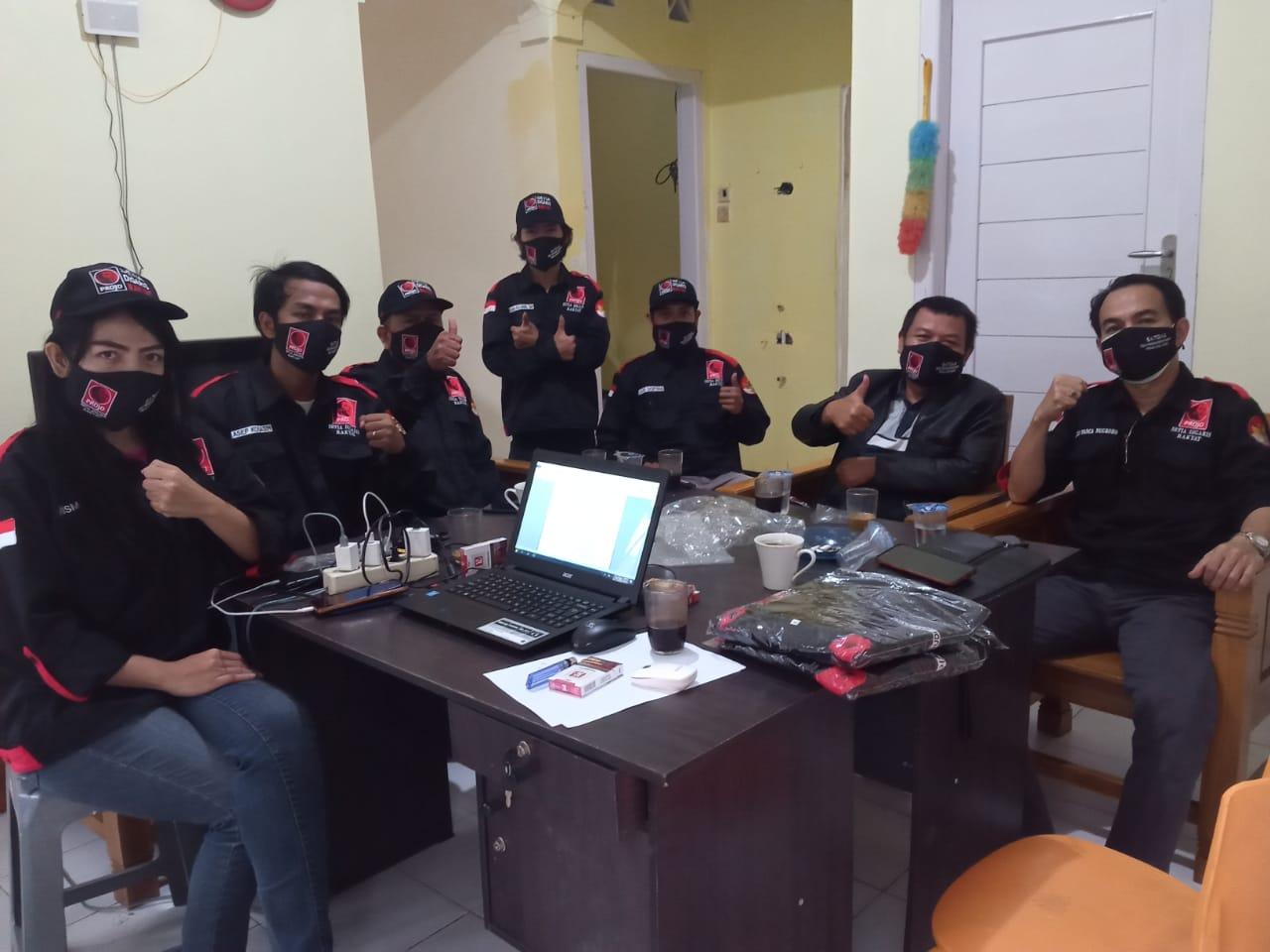 Satgas Projo Peduli PMI Jabar, Deklarasikan Satgas Peduli PMI Kabupaten Purwakarta
