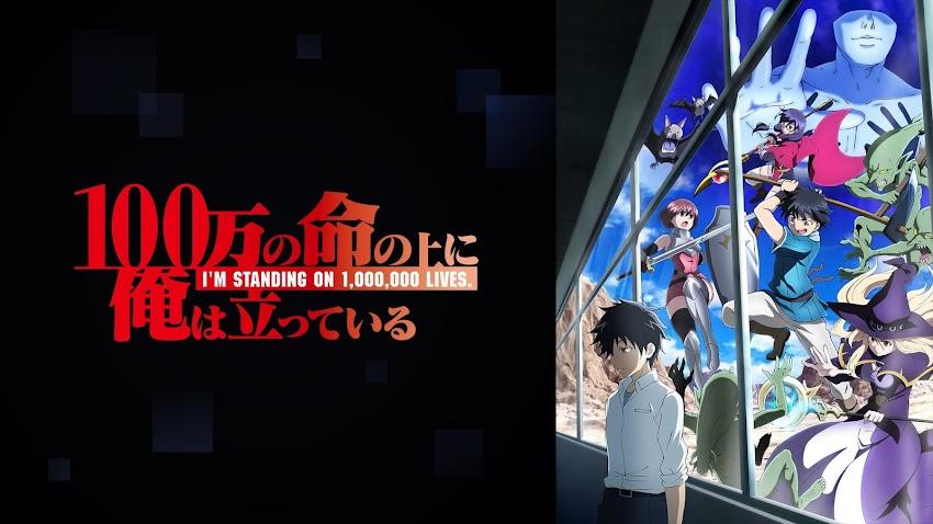 (Anime) 100-man no Inochi no  Ue ni Ore wa Tatte Iru [Hoàn Thành]