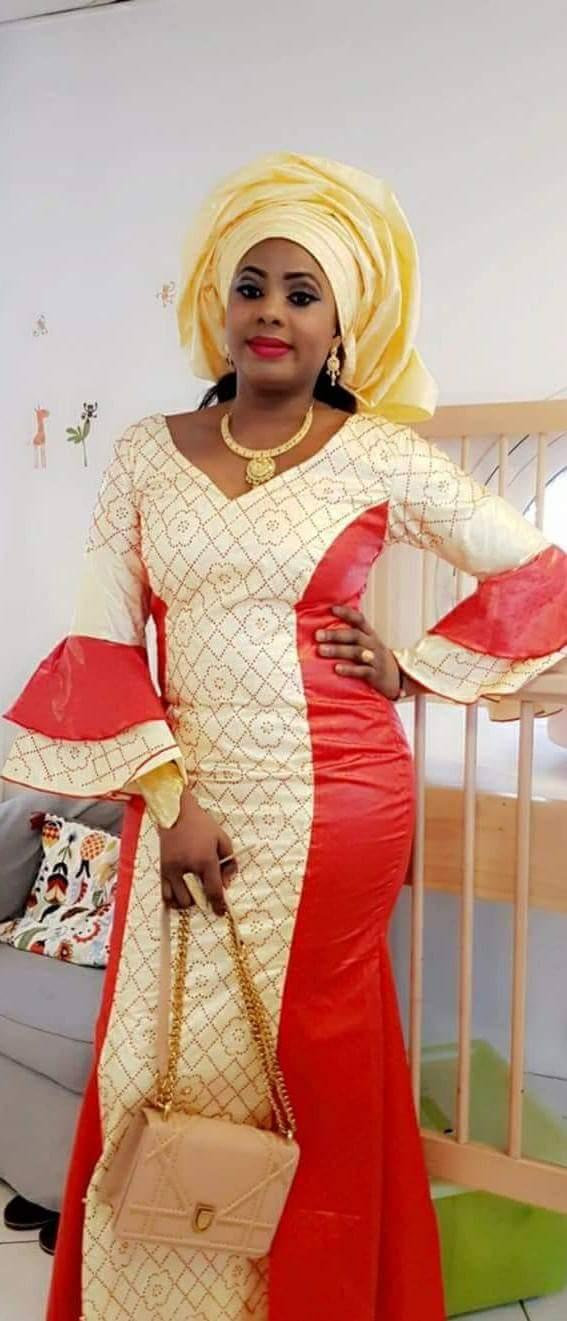 Latest African Dresses Styles Desgins For Woman 1