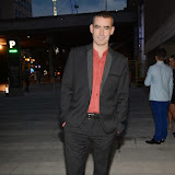 WWW.ENTSIMAGES.COM -   Rufus Norris - Director Designate of The National Theatre   arriving at        BRIGHT YOUNG THINGS GALA 2014 at The National Theatre, London September 18th 2014A Young Patrons of the National Theatre gala event in support of emerging artists. The inaugural Bright Young Things Gala aims to raise vital funds in support of emerging artists at The National Theatre, and champion young philanthropy in the arts on a peer to peer level.                                               Photo Mobis Photos/OIC 0203 174 1069