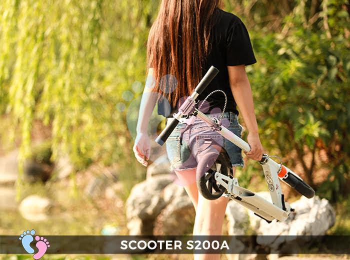 Xe trượt Scooter 2 bánh Broller S200A 2
