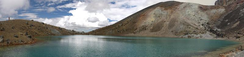 Upper Emerald Lake panorama