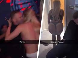 Women in viral hotel photos with Wayne Rooney apologise and hand him copyright of the leaked images for just £1