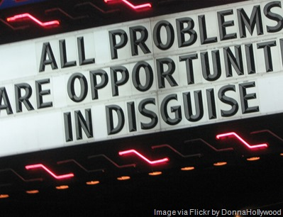 problems-are-opportunities