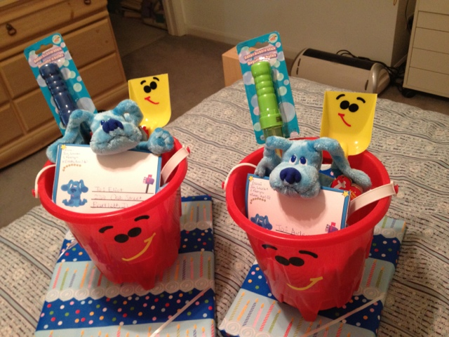 Jen's Happy Place: Blue's Clues Birthday Party - More ...