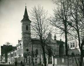 Львовский Храм Христа Спасителя