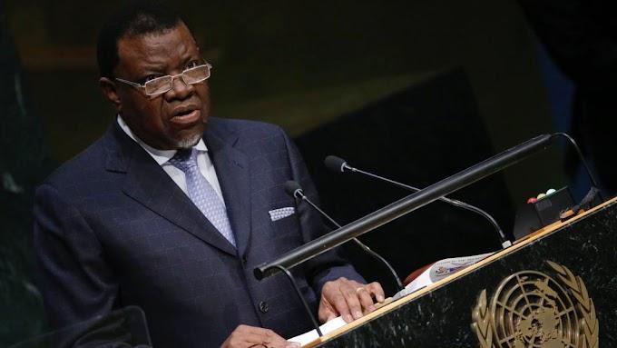 El Presidente de Namibia pide la implementación de la Resolución 690 del Consejo de Seguridad en el Sáhara Occidental