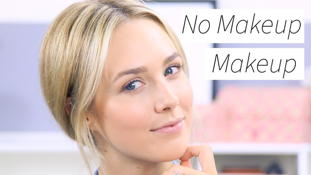 ... looking very natural, minimal and flawless although the sound of 'No- makeup' sounds easy but is actually one of the harder trends to get right.