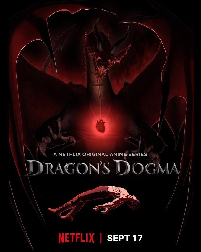 Dragon's Dogma: El anime de Netflix que se debería tomar de referencia