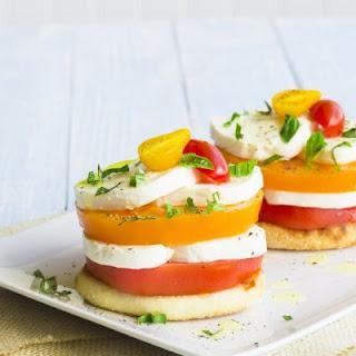 Stacked Caprese Salad Recipe