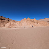 Diminutos frente à Natureza - Vale da Morte -  Atacama, Chile