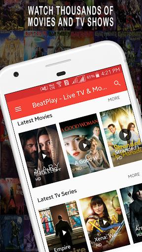 BeatPlay - Free Movies & TV Shows BP665354 screenshots 1