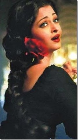 Aishwarya Rai Hairstyle Braids