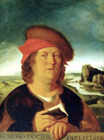 Cover of Paracelsus's Book The Book Concerning The Tincture Of The Philosophers