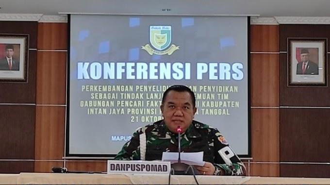 Bakar 2 Warga Papua untuk Hilangkan Jejak, 9 Oknum TNI AD Jadi Tersangka