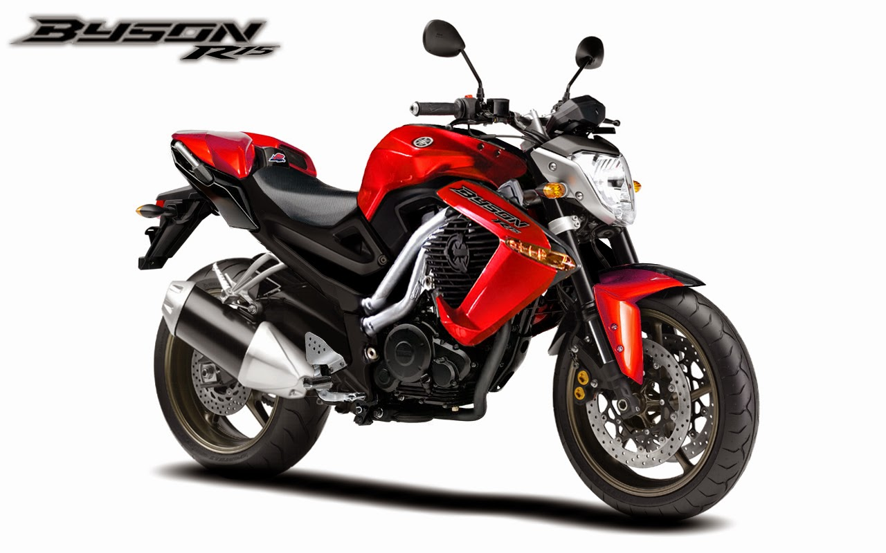 Byson Modifikasi Ducati Monster
