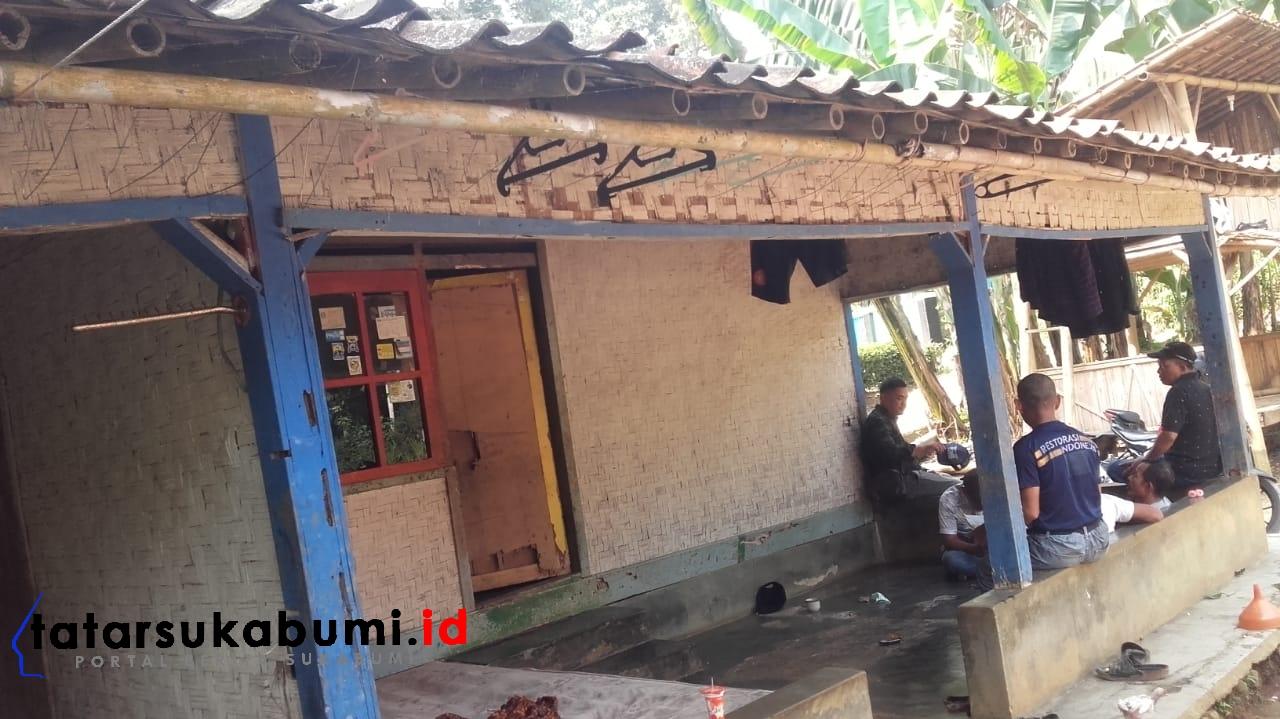 Jompo Asal Kecamatan Cijeruk Bogor Huni Rutilahu