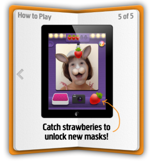Mask Jumble Animals How to Play 5