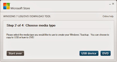 Cara membuat installer Windows 8 dengan USB Flashdisk