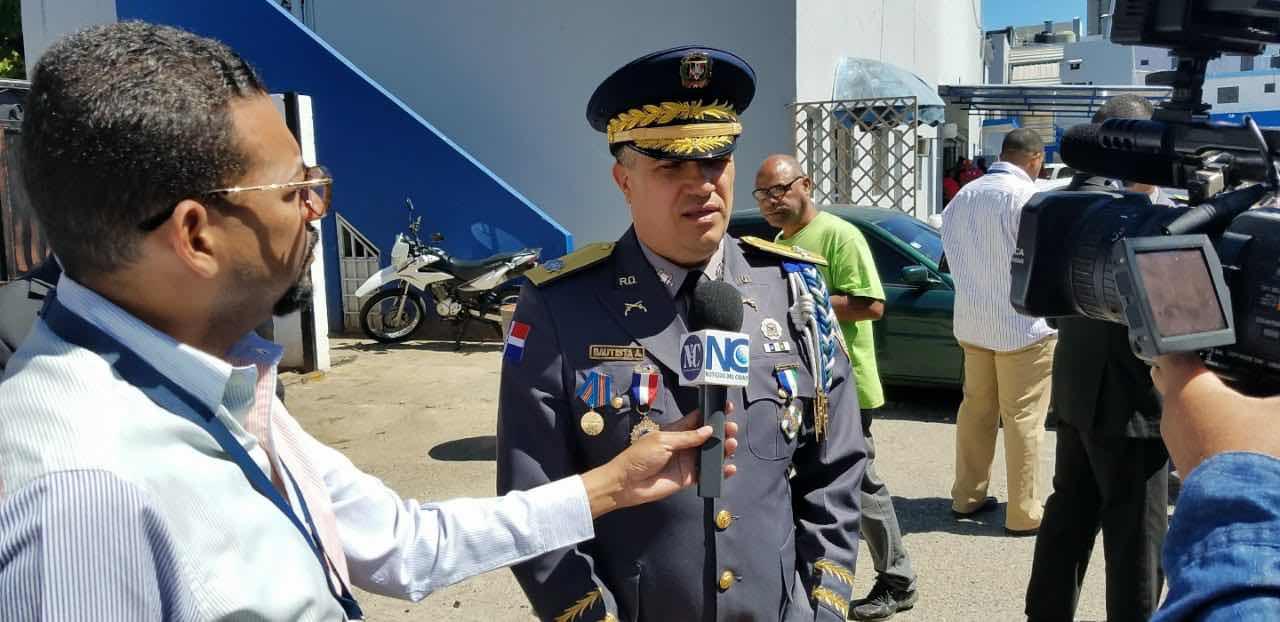 Director Policía Nacional dice avanzan investigaciones en caso vocero de la Armada; hay varios detenidos
