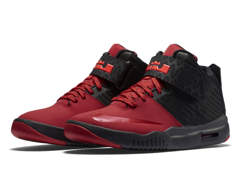 410431e485b Nike Adds Colorways to LeBron s Air Akronite… Still Only For Kids ...