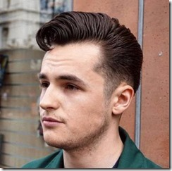 Cowlick mens fades hairstyles