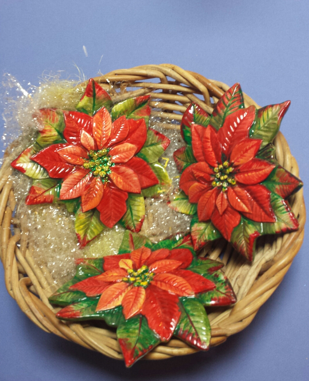 Blog creativo i colori di ro addobbi natalizi stella - Colori per natale ...