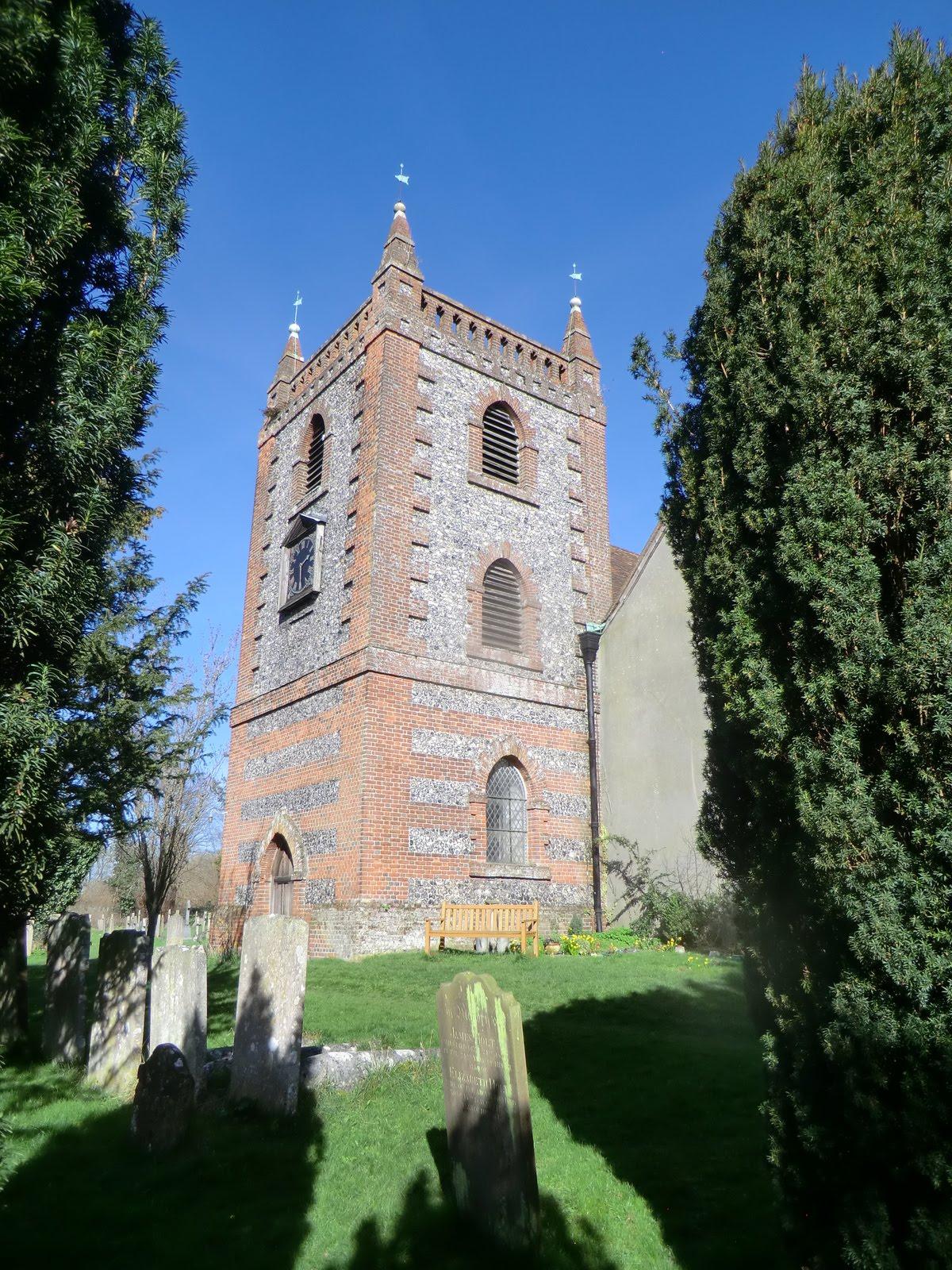 CIMG9116 Ss Peter & Paul church, Shoreham