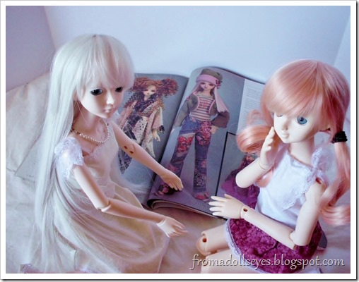 "Bjd Lifestyle: Haute Doll Magazine, The Bjd Issue? ""You can not be serious!"""