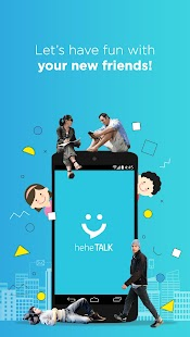 HeheTalk - Free Chatting With Anonymous - náhled