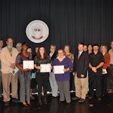 Foundation Scholarship Ceremony Fall 2012