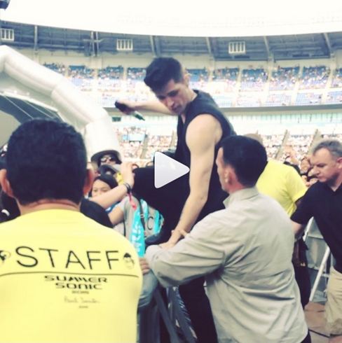 the script summer sonic 2015-video1