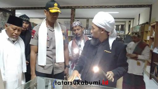 Kapolda Jabar Himbau Warga Sukabumi Tidak Ikut People Power