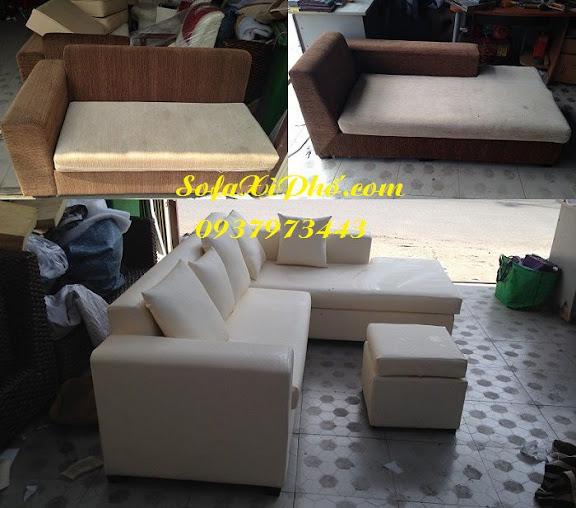 Ghế sofa cổ điển quận 7 - Sửa lại ghế sofa cổ điển quận 7