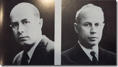Hanz et Fritz Schlumpf