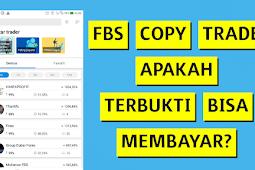 Dana Kaget - Review Apakah FBS Copy Trade Penipuan?