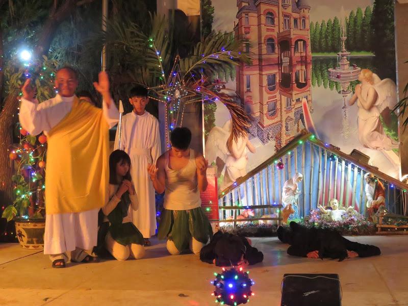 Một số hình ảnh lễ Giáng Sinh tại Giáo xứ Bình Chính