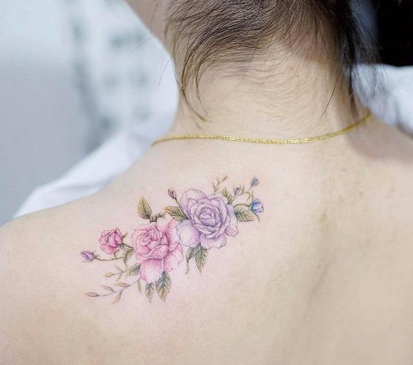 este_bouquet_floral_vibrante