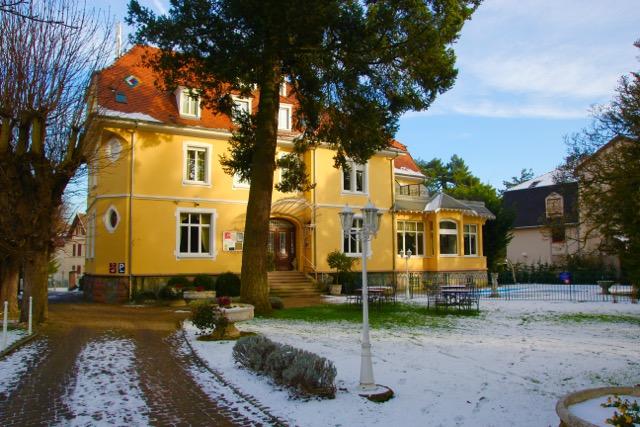 The Hotel du Parc, Thann