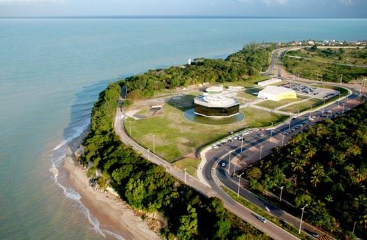 Estação Cabo Branco - Foto Internet