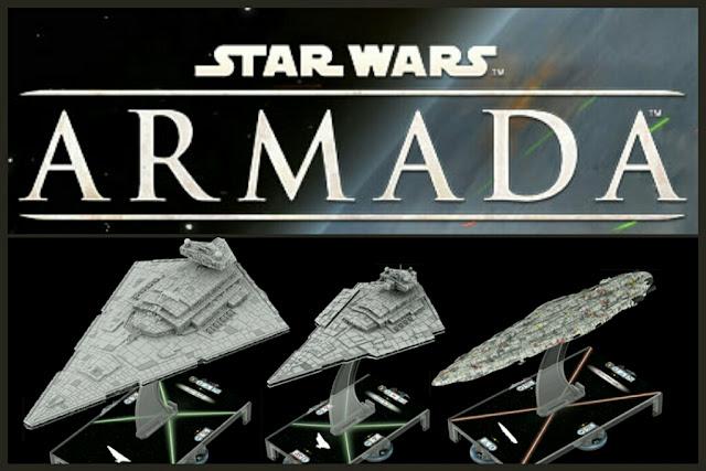 Star Wars Armada y sus expansiones