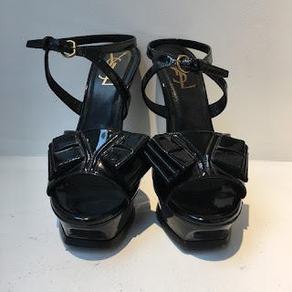 Yves Saint Laurent Platform Sandles