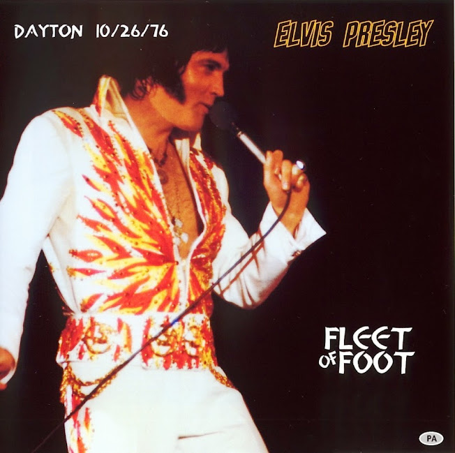 Elvis Presley - University Of Dayton, Dayton, 26 October 1976 (CD
