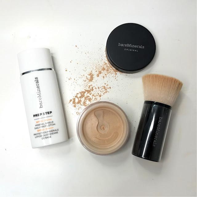 [Makeup] 媽媽安心的粉底 bareMinerals 透亮礦物粉底