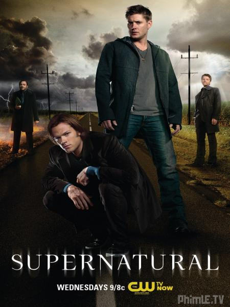 Phim Siêu nhiên (Phần 8) - Supernatural (season 8) - VietSub