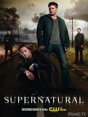 Phim Siêu nhiên (Phần 8) - Supernatural (season 8) (2012)