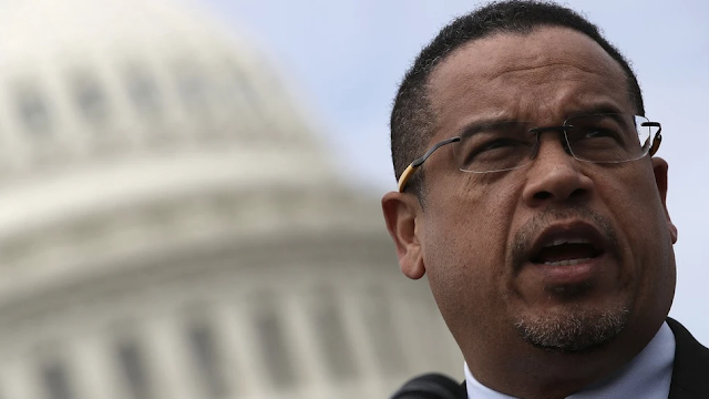 Minnesota AG Keith Ellison Says There Is No Evidence Chauvin 'Factored In George Floyd's Race' When He Acted