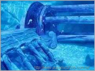 cidades submersas espirituais