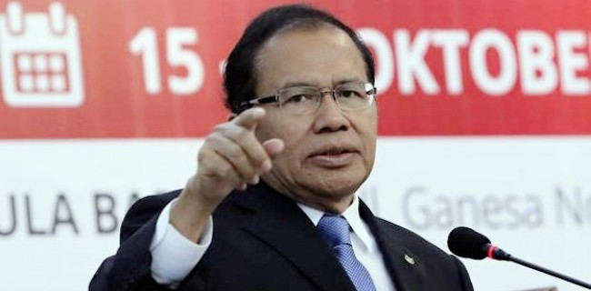 Kritik Aliansi BEM Jakarta, Rizal Ramli Yakin Mayoritas Mahasiswa Masih Berpikir Rasional